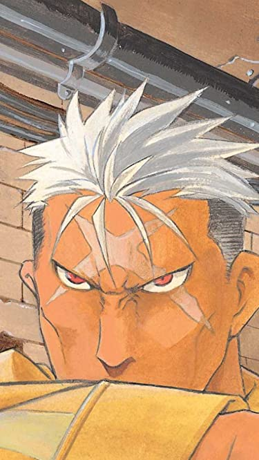鋼の錬金術師  iPhone/Androidスマホ壁紙(640×1136)-1 - 「傷の男(スカー)」