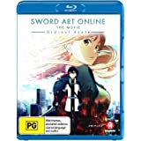 SWORD ART ONLINE THE MOVIE ORDINAL SCALE (BLU-RAY)