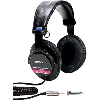 SONY スタジオヘッドホン MDR-V6 (国内未発売) 並行輸入品