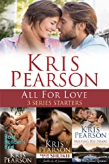 All for Love - 3 Series Starters: New Zealand Romance Kindle Edition