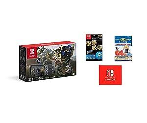 Nintendo Switch モンスターハンターライズ スペシャルエディション&【任天堂ライセンス商品】Nintend…