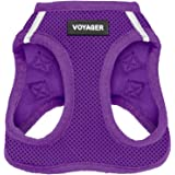Voyager Step-In Air Dog Harness - All Weather Mesh, Step In Vest Harness for Small and Medium Dogs by Best Pet Supplies - Pur