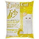 Aatas Cat Bentonite Litter Lemongrass for Cat, 10 l