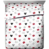 Mickey Mouse Mickey Saturday Queen Sheet Set