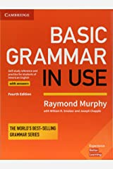 Basic Grammar in Use Student's Book with Answers: Self-study Reference and Practice for Students of American English ペーパーバック