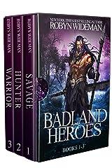 Badlands Heroes Boxset: Books 1-3 Kindle Edition