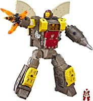 """TRANSFORMERS Titan Omega Supreme 24"""" Action Figure - Generations War for Cybertron - Converts to Command Center - Kids..."""