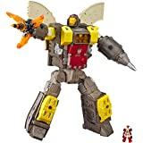 """TRANSFORMERS Titan Omega Supreme 24"""" Action Figure - Generations War for Cybertron - Converts to Command Center - Kids Toys -"""