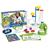 Learning Resources LER0826 Primary Science Deluxe Lab Set,Multicolor