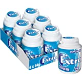 Extra Peppermint Chewing Gum Bottle, 6 x 64g