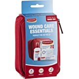 Elastoplast Wound Care Essentials Pack, contains Elastoplast Wound Spray, Elastoplast Sensitive 20 Plasters & Elastoplast Wou