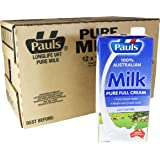 PAULS Pure UHT Milk, 1L (Pack of 12)