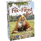 Renegade Game Studios Fox in The Forest Duet Board Games