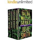 The Complete Talba Wallis Series: Vol. 1-4 (The Talba Wallis PI Series Book 5)