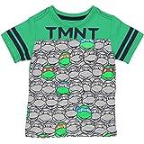 TMNT Teenage Mutant Ninja Turtles Boys Short Sleeve Tee (Toddler)