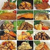 uchipac レトルトおかず15品目セット 非常食・ギフト・無添加・無菌・常温保存 賞味期限 1年