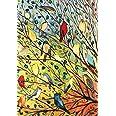 """Toland Home Garden 119537 Tree Birds Flag, Garden (12.5"""" x 18"""")"""