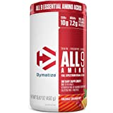 Dymatize All9 Amino, 7.2g of BCAAs, 10g of Full Spectrum Essential Amino Acids Per Serving for Recovery and Optimal Muscle Pr