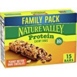 Nature Valley Granola Bars, Peanut Butter Dark Chocolate, Gluten Free, 21.3 oz