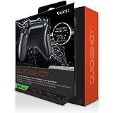 BIONIK BNK-9011 QUICKSHOT Xbox ONE Custom Controller Grip Black