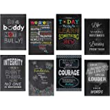 Creative Teaching Press Inspire U 8-Chart Pack (6686)