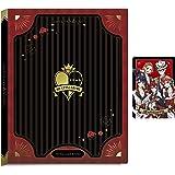 バンダイ (BANDAI)ディズニー ツイステッドワンダーランド メタルカードバインダー~ハーツラビュル~