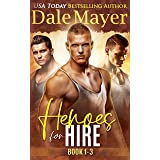 Heroes for Hire: Books 1-3