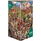 Street Parade: 2000 Teile