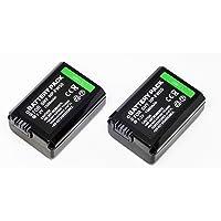 【2個セット】NP-FW50 互換 バッテリー NEX-3NL NEX-3NY α37 NEX-6Y NEX-6 NEX…