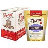 Bob's Red Mill Gluten Free Oat Flour, 18 Oz (Pack Of 4)