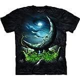 The Mountain Men's Moonstone T-Shirt Black 3XL