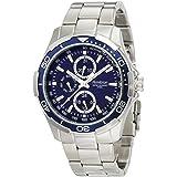 [アーミトロン] 腕時計 20/4677BLSV 正規輸入品