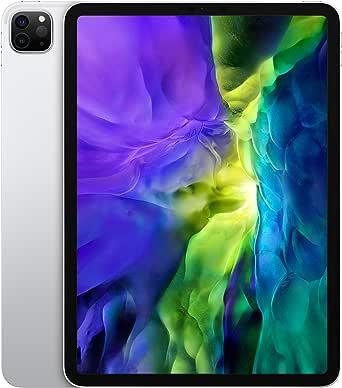 最新モデル Apple iPad Pro (11インチ, Wi-Fi, 128GB) - シルバー (第2世代)