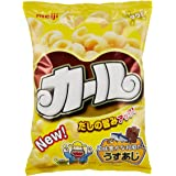 (エリア限定品)明治 カールうすあじ 68g×10袋