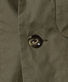 Washed Poplin Work Jacket 3222-186-0263: Olive