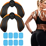 MITLINK Butt Hips Trainer Upgrade Muscle Toner Fitness Training Gear Home Office Ab Trainer Workout Equipment Machine Fitness