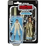 STAR WARS The Black Series Princess Leia Organa (Hoth) 6-inch Scale Star Wars: The Empire Strikes Back 40TH Anniversary Colle