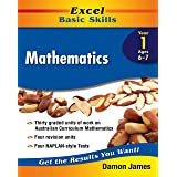 Excel Basic Skills Workbook: Mathematics Year 1