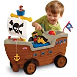 Little Tikes 622113M 2-in-1 Pirate Ship