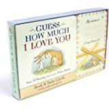 Guess How Much I Love You: Milestone Moments Gift Set: Book & Baby Cards Milestone Moments Gift Set