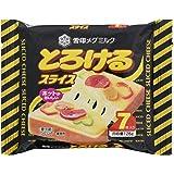 [冷蔵] 雪印メグミルク とろけるスライスチーズ 126g