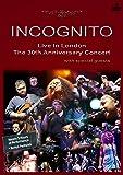 Incognito: Live in London: The 30th Anniversary Concert [DVD]