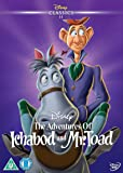 The Adventures of Ichabod and Mr Toad [Import anglais]