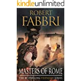 Masters of Rome (Vespasian Series Book 5)