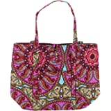 Vera Bradley Women's Vera Tote Bag