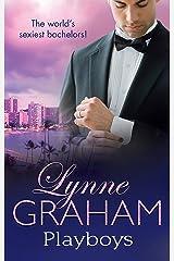 The Lynne Graham Collection: Playboys - 3 Book Box Set (Virgin Brides, Arrogant Husbands) Kindle Edition
