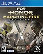 For Honor - Marching Fire Edition (輸入版:北米) - PS4