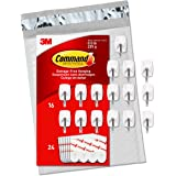 Command by 3M Wire Toggle Hooks, Decorate Damage-Free, Indoor, Value Pack, eCommerce packaging (GP067-16NA)
