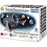 Smithsonian Optics Room Planetarium and Dual Projector Science Kit, Black/Blue, Age 8 and Up