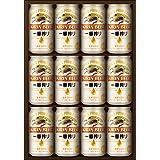 【お歳暮ビール/冬ギフト】キリン一番搾り生ビールセット K-IBI [ 350ml×12本 ] [ギフトBox入り]